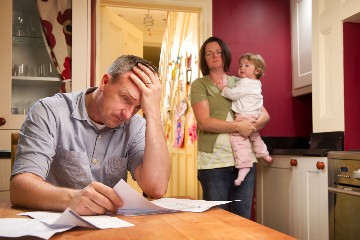 How to Reduce or Eliminate Family Debt