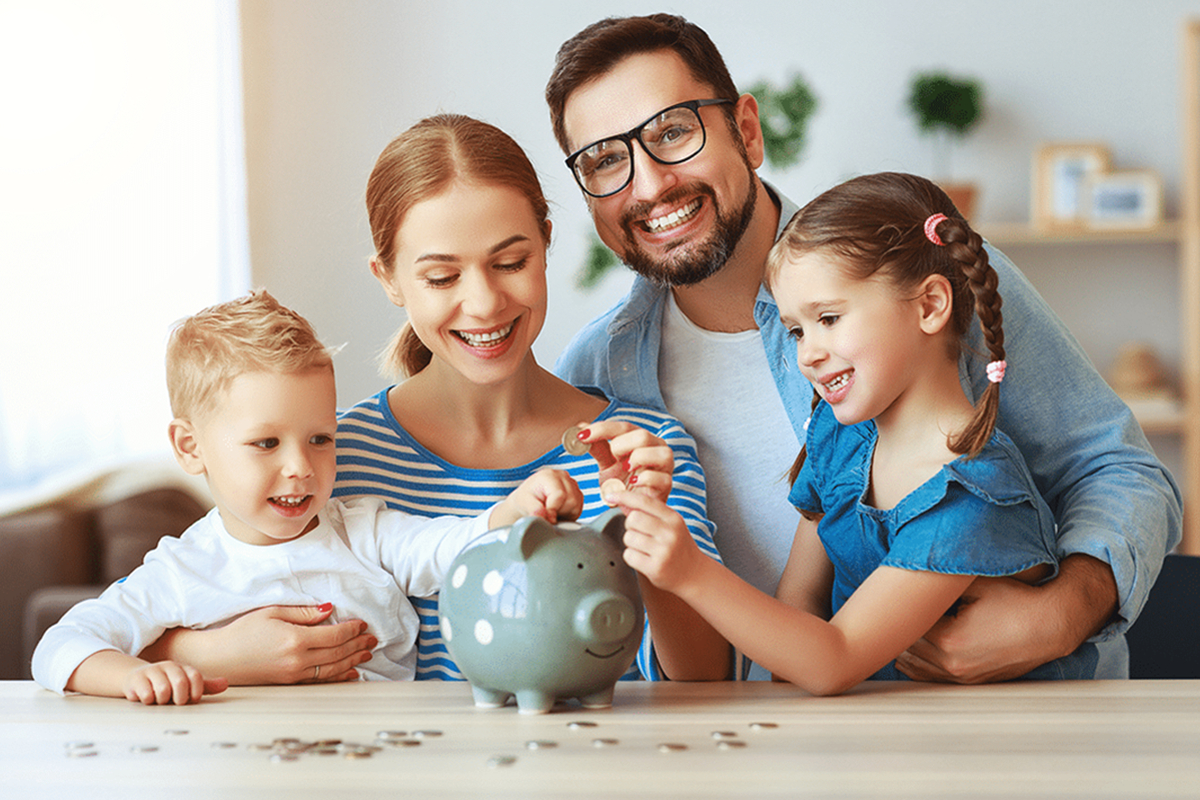 Identify The Main Forms Of Household Savings